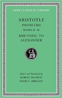 Problems / Aristotle - Cambridge, Mass. : Harvard University Press, 2011