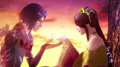 Qin's Moon 2014 秦时明月 《梦太晚》 Ending Song 1080p