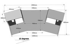 StudioRacks MiniMaster Dimensions