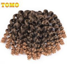 TOMO Synthetic Wand Curls For black Women Crochet Braids Jamaican Bounce Twist Braiding Hair Jamaican Bounce Crochet Braids, Baguette, Candy Brands, Cool Braid Hairstyles, Braid In Hair Extensions, Wand Curls, Pink Candy, Synthetic Hair, Wands