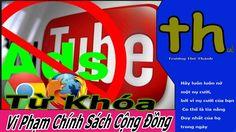 Những Từ Khóa Vi Phạm Chính Sách Cộng Đồng - Online Schools - Trương Thế...