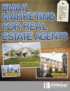 Email Marketing For Real Estate Agents. Emailing each individual client can eat up your whole day. Email marketing let's you message groups. You've just got to set it up – which is what this guide is for.