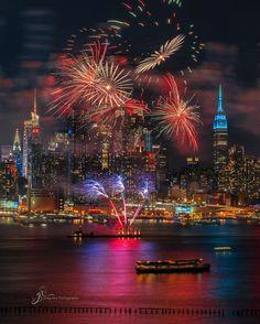 Macy's 4th of July fireworks - NewYorkCityFeelings