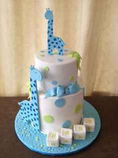 - Cake design from Melissa of mycakeschool.