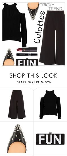 """""""Fsjshoes"""" by simona-altobelli ❤ liked on Polyvore featuring Roksanda, Boohoo, Christian Dior and Lipstick Queen"""