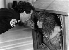 Steve Guttenberg, Police Academy, Comedy Films, Cool Artwork, Couple Photos, American, Movies, Movie Posters, Image