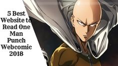 Top 5 Best Sites to Read One Punch Man Webcomic 2018
