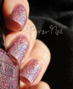 Perfect Lady Holo Pink