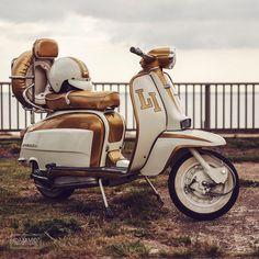 John Powell scooter