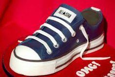 mold for converse shoes in fondant - Google Search