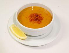 soupe lentille corail