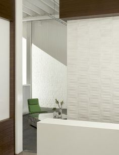 enzy living: Heath Ceramics Dimensional Tile -like this for guest bath