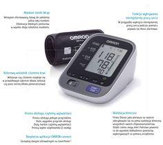 Ciśnieniomierz naramienny OMRON Intelli IT z połączeniem bezprzewodowym Bluetooth, Fitbit, Model, Scale Model, Models, Template, Pattern, Mockup