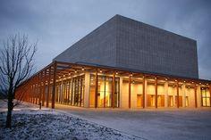 Europejskie Centrum Muzyki Krzysztofa Pendereckiego, Lusławice
