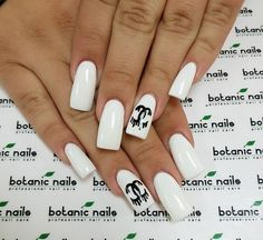 Channel! Follow @BotanicNails for more cute nail ideas!
