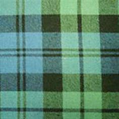 Sutherland Hunting Ancient Tartan The Sutherland Hunting Ancient tartan is a predominantly light green and blue tartan with black.