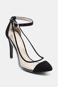 LBD, Meet Your Mate: 12 Little Black Heels For You #refinery29