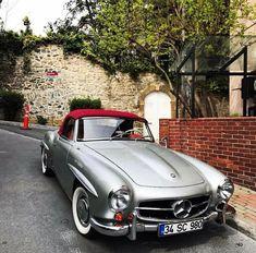 Classic Convertible     Gentleman's Essentials #mercedesclassiccars
