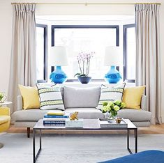 The Best Colours For Your Bedroom Are Not What You Think - Maria Killam - The True Colour Expert True Colors, Colours, The Undertones, Drawing Room, Living Room Inspiration, Home Goods, Outdoor Furniture Sets, Interior Design, Pillows