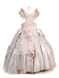 "Ashton ball gown from ""North and South"""