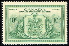 Blue Moon Philatelic Stamp Store - Canada E11 Stamp Arms of Canada Stamp NA C E11-1 GD, $1.50 (http://www.bmastamps2.com/stamps/north-america/canada/canada-e11-stamp-arms-of-canada-stamp-na-c-e11-1-gd/)