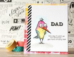 Happy Father's Day ! by Rambling Boots - Cards and Paper Crafts at Splitcoaststampers