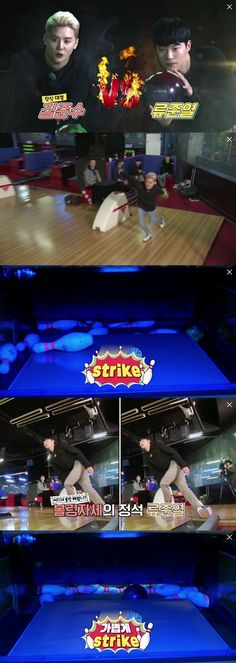 "JYJ's Junsu bowled with ""Reply 1988"" actor Ryu Jun Yeol   Koogle TV"