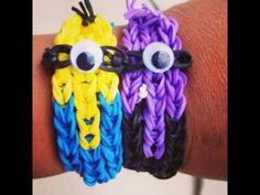 My Rainbow loom Creation & Handmade Clay charms to add to your Rainbow Loom Bracelets! - http://videos.silverjewelry.be/bracelets/my-rainbow-loom-creation-handmade-clay-charms-to-add-to-your-rainbow-loom-bracelets/