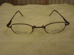698ee506249 EasyClip Magnetic Clip On Technology Napoleon 9010 Eyeglasses Frame  43-21-140 10