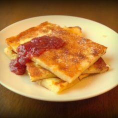 Pannukakku Nam! - Kotikokki.net - reseptit Margarita, Pancakes, French Toast, Food And Drink, Sweets, Breakfast, Desserts, Food Ideas, Morning Coffee