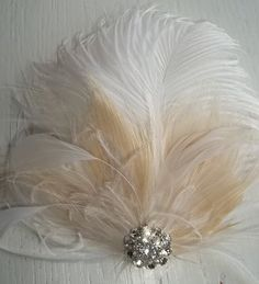feather head piece