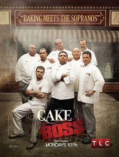 TLC Cake Boss- photo George Lange on Behance