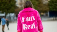 Fashion History Lesson: The Real Story Behind Fake Fur. Whether for saving money or saving animals, faux fur reflects the current state of the fashion industry.