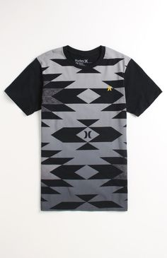 Hurley Tribe Tee Hurley Clothing 5a6d4882fc75a