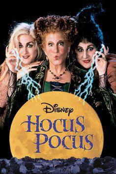 Hocus Pocus Disney movies