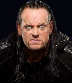 The Undertaker WWE Interactive Magazine Issue 1