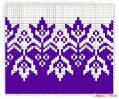 Beaded Cross Stitch, Cross Stitch Borders, Cross Stitch Animals, Cross Stitch Patterns, Baby Hats Knitting, Knitting Charts, Knitting Stitches, Dress Sewing Patterns, Embroidery Patterns