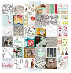 Over 100 Free Tags and Labels Mel Stampz Roundup