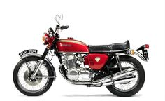 Honda CB750 4