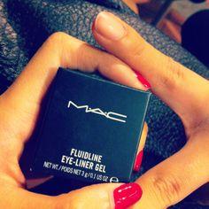 New Mac gel eyeliner!