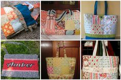Bag tutorial round up « TeresaDownUnder