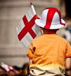 """England does mean something – and it's in Labour's interests to define it: """"Almost one in four English people polled by British Future in 2013 considered the St George's Cross to be a racist symbol, over double the amount of Scots expressing similar views on the Saltire, and three times the number of Welsh who object to the Red Dragon on this basis.  """"And yet... the proportion of people prioritising their English identity over their British one was twice as large as the other way around."""""""