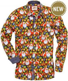 Its Christmas Shirt, Men, Shirts  Stand out at the Christmas party #JoeBrowns #WhatIfXmas