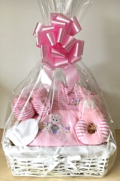 Beautiful Baby Gift Baskets and Gifts Online based in Bedford Baby Girl Gift Baskets, Baby Gift Hampers, Baby Gift Box, Baby Shower Gift Basket, Themed Gift Baskets, Baby Hamper, Baby Girl Gifts, New Baby Gifts, Gifts For Kids