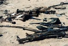 Operation Desert Storm Weapons used