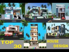 Village House Design, Village Houses, Modern Small House Design, Front Elevation Designs, Indian Fashion, Mansions, Architecture, House Styles, Home