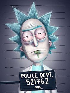 rick and morty fan art: rick sanchez Rick And Morty Merch, Rick And Morty Quotes, Rick And Morty Poster, Rick And Morty Season, Rick Und Morty Tattoo, Ricky And Morty, Fan Art, Mug Shots, Art Google