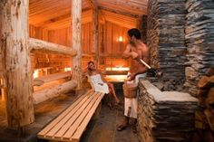 It's time to do something for you and look into getting your.- It's time to do something for you and look into getting your own sauna. It's time to do something for you and look into getting your own sauna. Saunas, Sauna Design, Outdoor Sauna, Finnish Sauna, Spa Breaks, Sauna Room, Best Cleaning Products, Spa Rooms, Indoor Swimming Pools