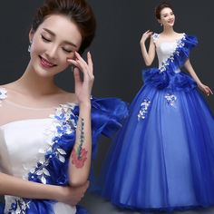 Click to order Color yarn 2017 d... If you like please click the like button button http://isaledresses.com/products/color-yarn-2017-double-shoulder-puff-skirt-costume-female-long-design-quinceanera-dresses-15-years-vestidos-de-15-anos?utm_campaign=social_autopilot&utm_source=pin&utm_medium=pin  Global Shipping!