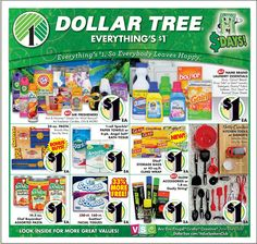 Happy Names, Mad Ads, Paper Angel, Paper Towel Rolls, Weekly Ads, Betty Crocker, Air Freshener, Dollar Tree, Brand Names